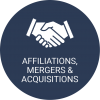 Affiliations, Mergers & Acquisitions